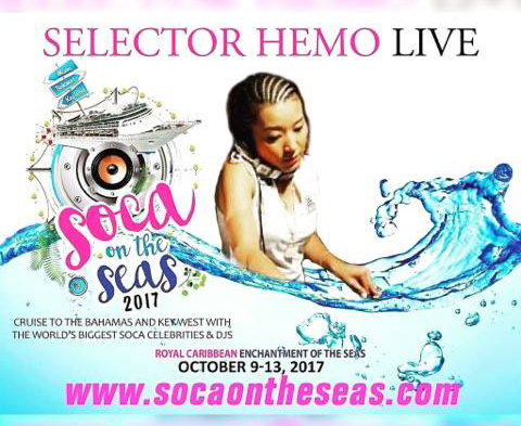 Soca on the seas
